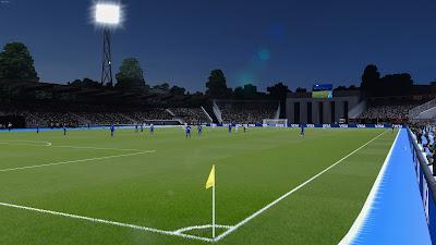 PES 2021 Neftyanik Stadium