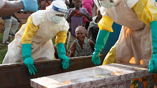 Health Ministry ::Ebola death toll in DR Congo passes 500
