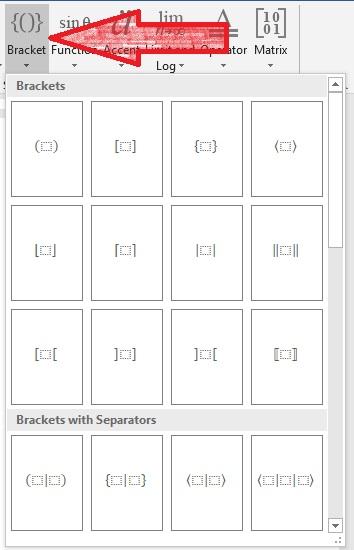 Tutorial : cara mudah mengetik rumus matematika di