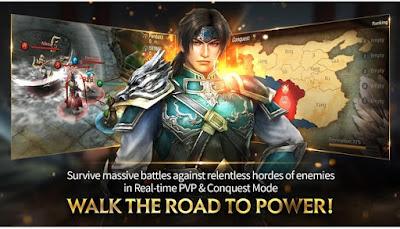 Dynasty Warriors Unleashed v1.0.19.7 Mod Apk [Update 2018]