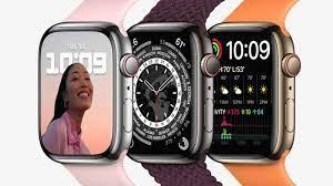 ساعات أبل Watch Series 7