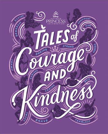 Disney Princess Tales of Courage and Kindness book cover