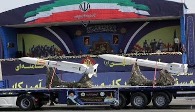 A radiografia do poder militar do Irã