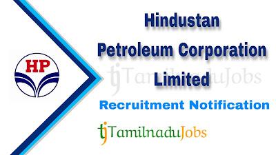 HPCL Recruitment Notification 2021, HPCL Recruitment 2021. Central Govt Jobs, Latest HPCL Recruitment Notification update