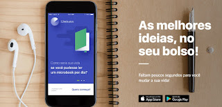 12Minutos (App resumos de livros) é bom?