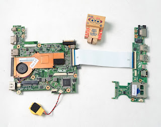 Mainboard Asus EEEPC 1025c bekas