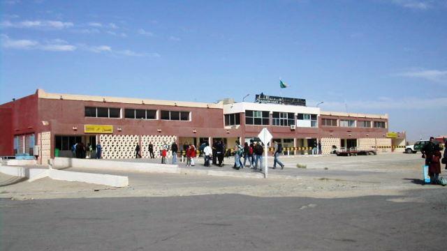 مطار أقنار - حاج باي أخاموك الدولي Aéroport de Tamanrasset Aguenar