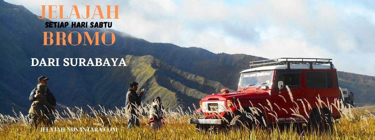 open trip wisata bromo surabaya