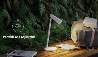 Xiaomi Mi Rechargeable LED Lamp With Five Days Battery Life Announced