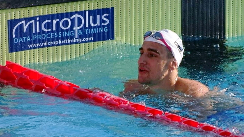 Χάλκινο μετάλλιο ο Τάσος Κούγκουλος στο Ευρωπαϊκό Πρωτάθλημα Κολύμβησης Εφήβων
