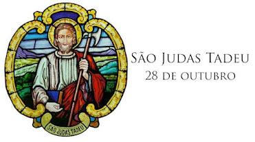28/10 * Dia de São Judas Tadeu