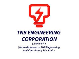 Jawatan Kosong Terkini di TNB Engineering Corporation Sdn Bhd - 14 Ogos 2016