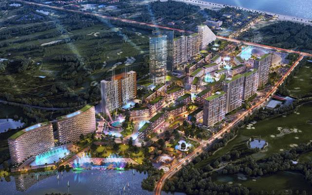 Toàn cảnh siêu dự án Cocobay Đà Nẵng