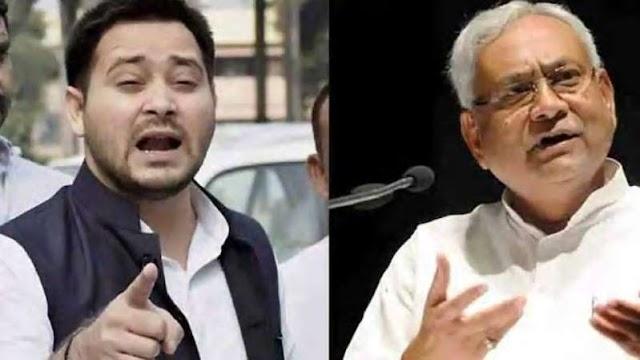 राजद नेता तेजस्वी यादव ने बिहार सरकार पर COVID-19 के आंकड़ों में हेरफेर करने का आरोप लगाया