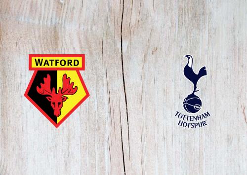Watford vs Tottenham Hotspur Full Match & Highlights 18 January 2020