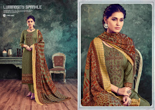 Levisha pakiza Pashmina Winter Salwar kameez wholesale
