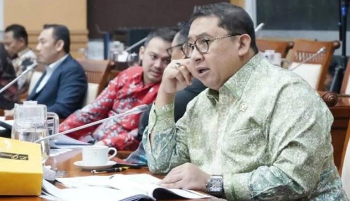 Fadli Zon Usul ke Presiden Jokowi Copot Menteri...