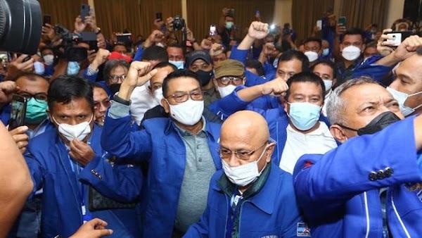 Andi Yusran: KLB Demokrat Sepihak Kehendak Politik Pribadi Moeldoko, Bukan Istana