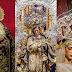 Besamanos del día de la Inmaculada Concepción 2.017