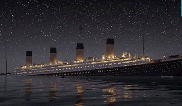 Δείτε την συγκλονιστική ψηφιακή αναπαράσταση του ναυαγίου του Τιτανικού