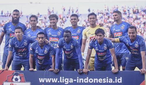 Jadwal Skuad Arema Malang 2020