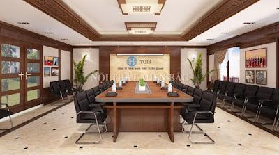 Những lợi ích mà doanh nghiệp có được khi sử dụng bàn veneer phòng họp - H1