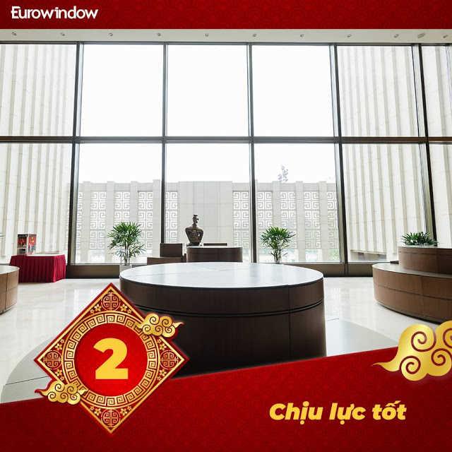 Giới thiệu cửa nhôm Eurowindow
