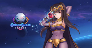 Cosmic Shock League Mod APK