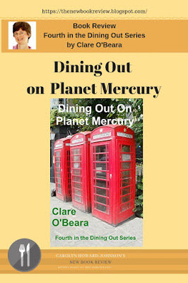 Dining Out On Planet Mercury (Dining Out Around The Solar System Book 4)