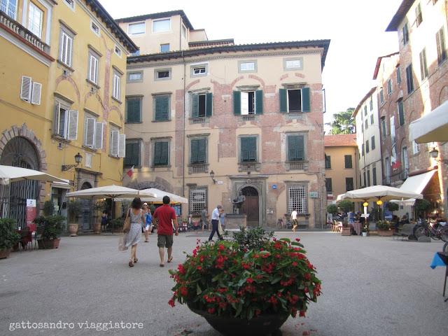Piazza Cittadella Lucca