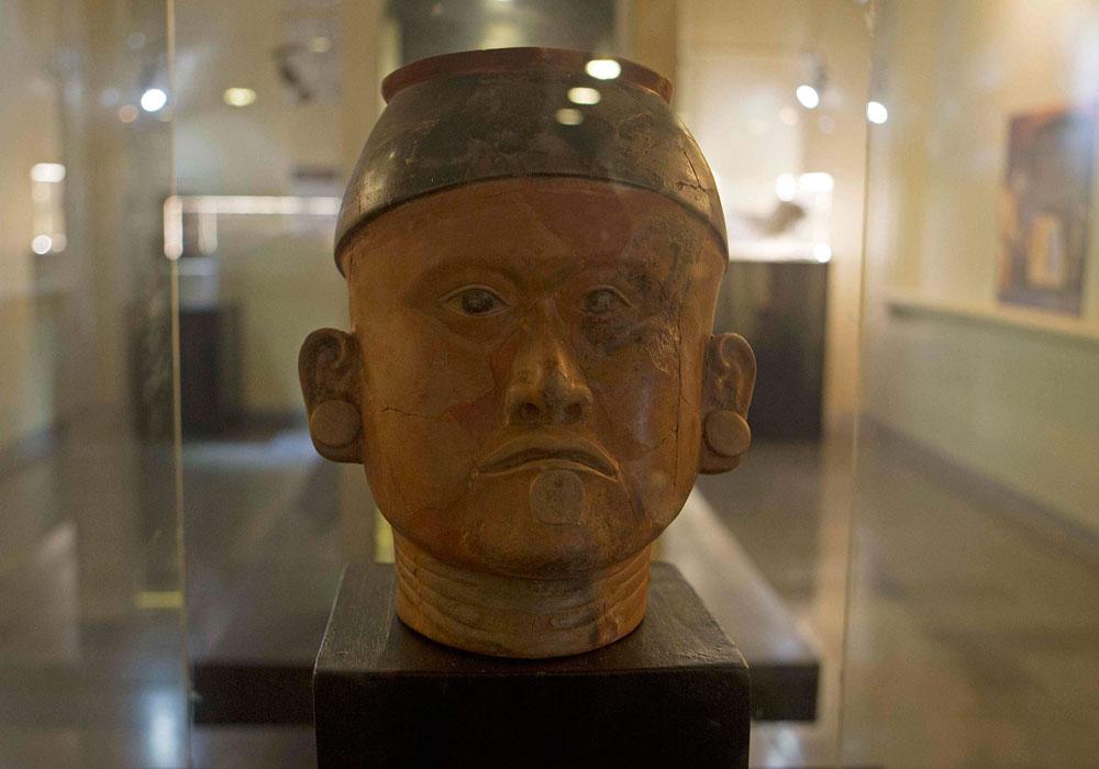 Piezas de la cultura andina se quedarán en Japón hasta 2018