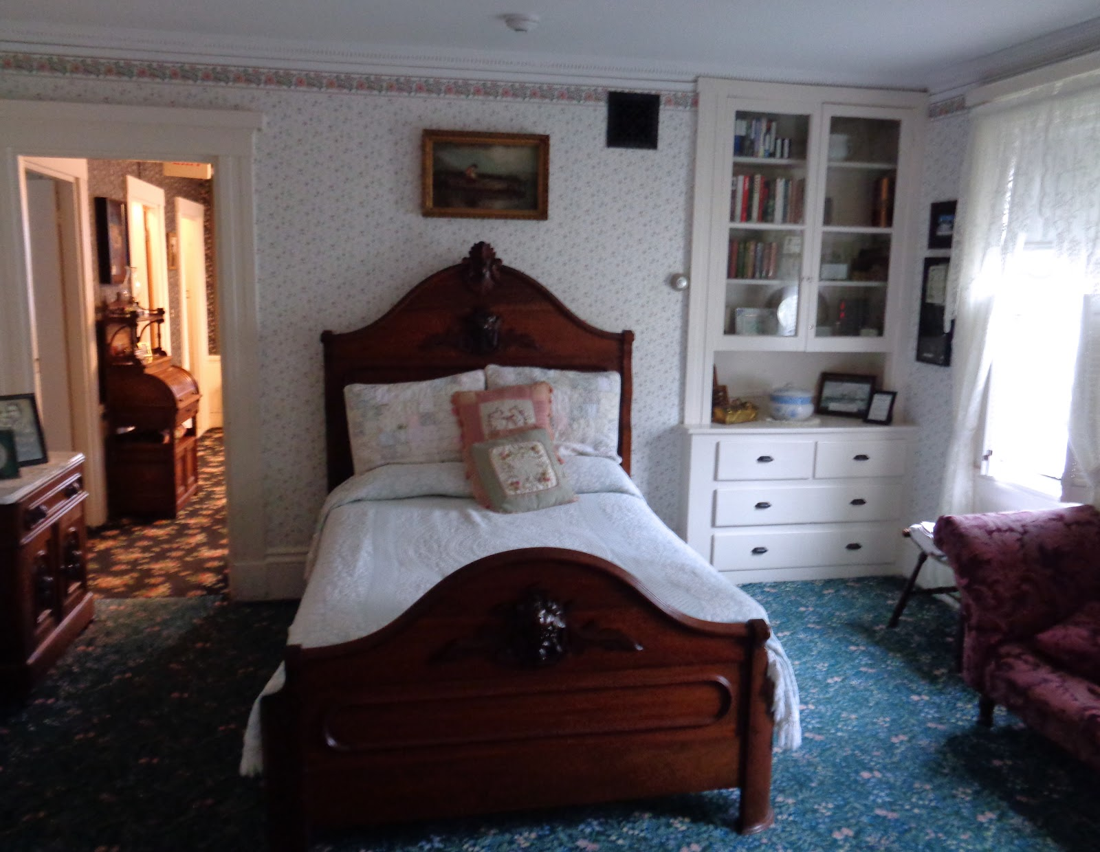 Lizzie Borden Bed Amp Breakfast Trip Part 1 Tunay Na Mahal