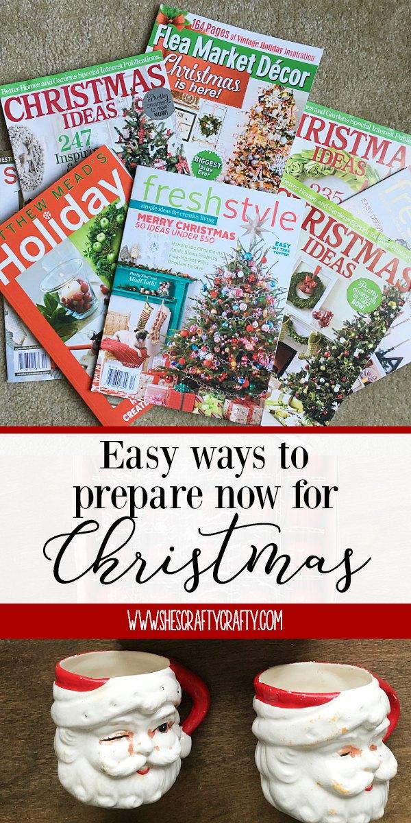 Christmas, preparation,