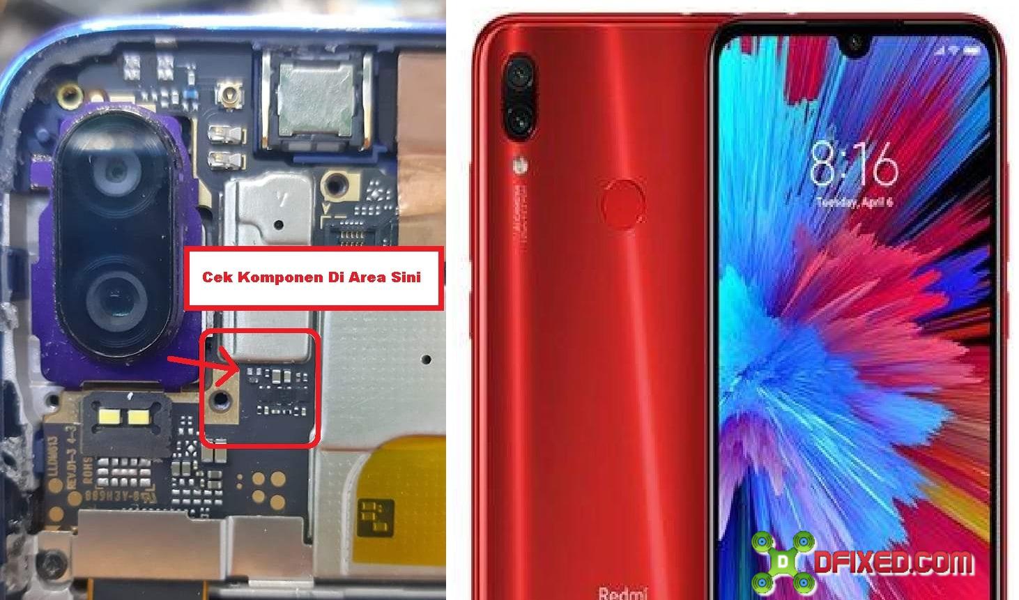 Memperbaiki Tidak Dapat Terhubung Ke Kamera Xiaomi Redmi Note 7