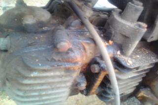 Gambar enjin kriss
