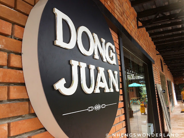 Dong Juan - Lamp Quarters Marikina