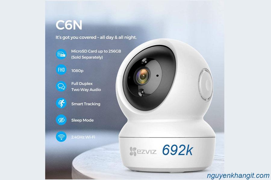 camera không dây Ezviz C6N 1080P