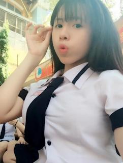 Gái xinh facebook Võ Thị Mai Trân