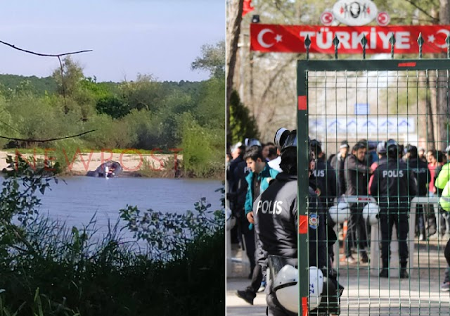 Η Τουρκία «επιστρέφει» στον Έβρο - Στοιβάζουν μετανάστες για να τους περάσουν στην Ελλάδα