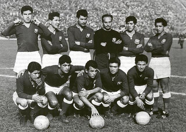 Formación de Chile ante Brasil, Copa del Mundo Chile 1962, 13 de junio