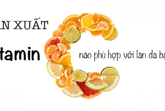 Chiết suất Vitamin C