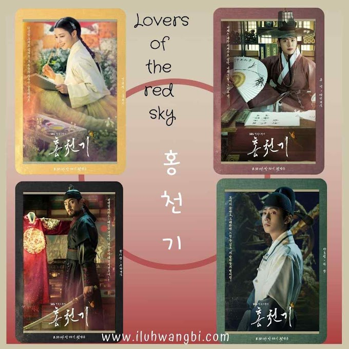 Drama Sageuk Ahn Hyo Seop & Kim Yoo Jung (2021)
