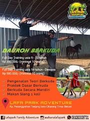 Dauroh Berkuda Lafapark Adventure