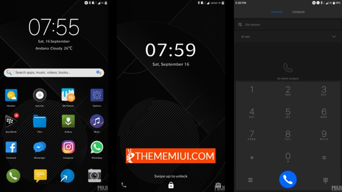 Blackberry Theme thememiui.com