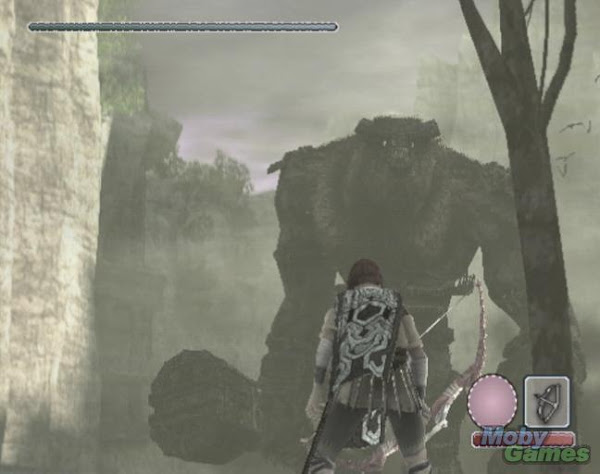 Shadow of the Colossus (USA) Screenshots #2