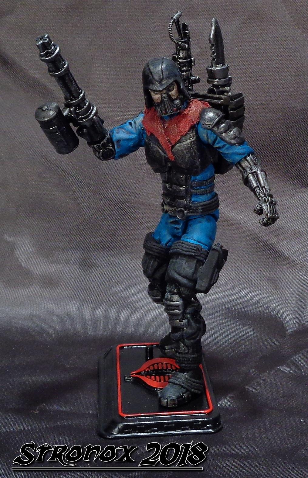 Stronox Custom Figures Gi Joe Overkill