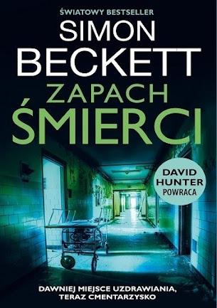 Zapach śmierci - Simon Beckett