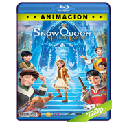 The Snow Queen: Mirrorlands (2018) BRRip 720p Audio Dual Latino-Ingles