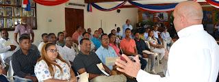"""La Asociación Dominicana de Regidores (Asodore) Escenifica en este Momento La charla conferencia """"El Gobierno municipal,Ley de partidos políticos Y régimen electoral,"""