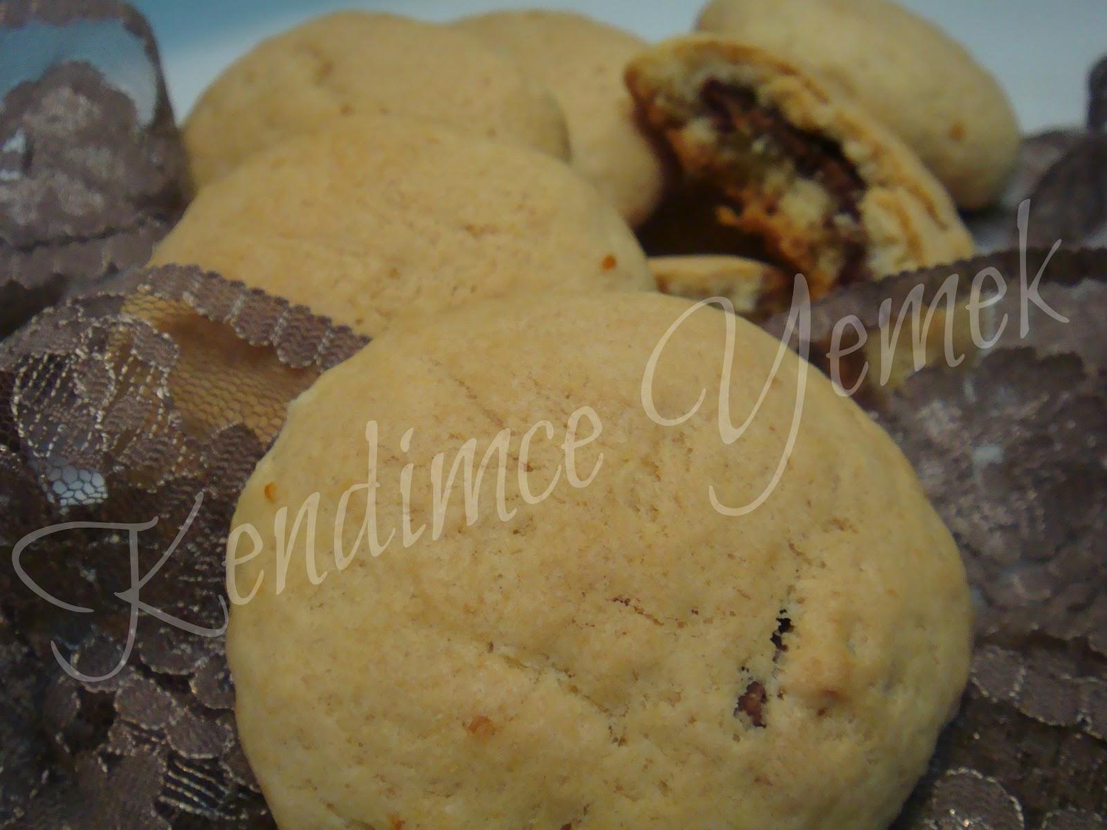 Başınızı Döndürecek Parça Çikolatalı Cookies Nasıl Yapılır